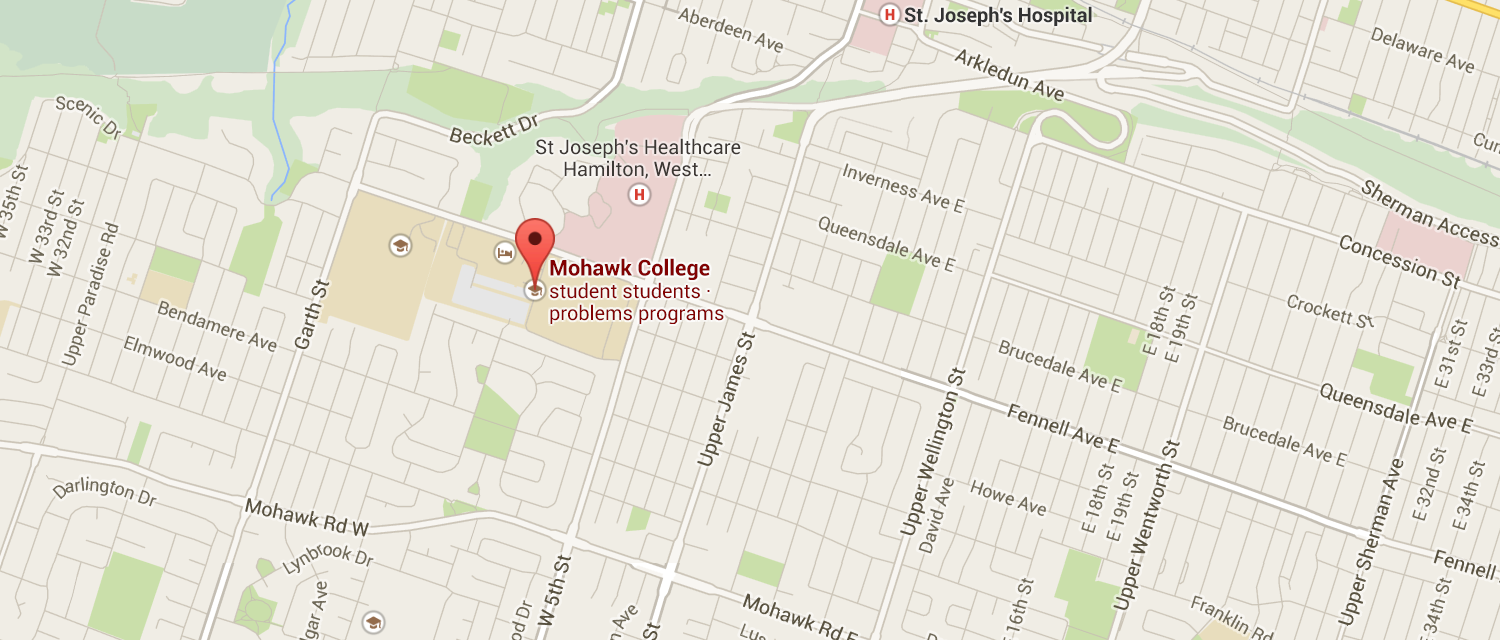 Mohawk College on Google Maps